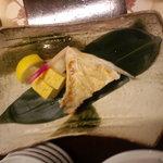 かしこ - 料理写真:カマの塩焼き!美味いよ!