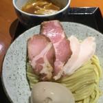 つけ麺 舞 - つけそば(850円)(2018.09.現在)