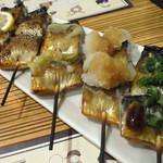 とろさば料理専門店SABAR - 串焼き
