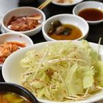 漢松 - サラダ