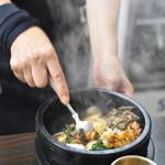 漢松 - 石焼ビビンバ