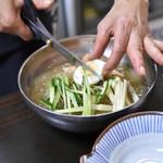 漢松 - 冷麺