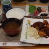 うえだや - 料理写真:1350円の選べるメイン+茶わん蒸し+お造り