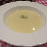 ビフテキ スケロク - クリームスープ