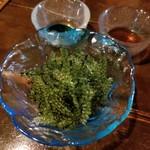 島人の宝 - 奥武島の海ぶどう 540円