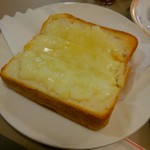 栞 - チーズトースト