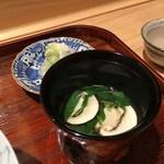 たきや - 松茸の椀