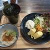 カフェ ファイミール - 料理写真:ぼろぼろジューシーのモーニング