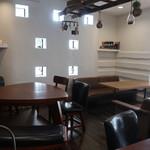 カフェ ファイミール - 店内