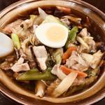 萬福食堂 - 五目ウマニラーメン