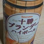 セイコーマート - セコマ十勝ブランデーハイボール \198