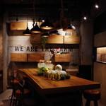WE ARE THE FARM - WE ARE THE FARM 赤坂|有機野菜を使ったオーガニックレストラン