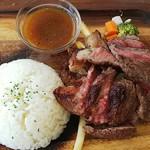 92996325 - 肉バル 特製肉盛りプレート