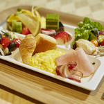 YoTsuBa - ■□■---和・洋・中と様々な味覚を取り揃えた「朝食ビュッフェ」---■□■