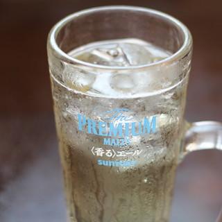 何杯呑んでも美味しい。店主厳選・こだわりの日本酒。