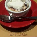 アンティカ トラットリア イナバ - 気まぐれドルチェ