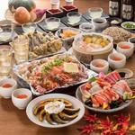 Hokkaido Gourmet Dining 北海道 - 秋5,000円