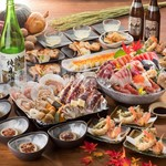 Hokkaido Gourmet Dining 北海道 - 秋6,000円