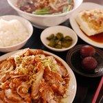 台湾料理 四季紅 - 料理写真:油淋鶏ランチ
