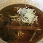 UMAMI SOUP Noodles 虹ソラ - 「濃厚ハマグリ鶏ソバ」2018年9月19日
