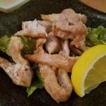 食呑工房 英良 - イベリコ豚のトントロ焼き