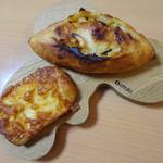 ジ オーク ベーカリー - 料理写真:こんがりチーズ、レモンバゲット