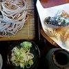 手打蕎麦蔵屋 - 料理写真:もり天950円