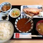 大衆居酒屋代々木横丁 - 焼き魚定食(あこう鯛)