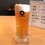 大衆居酒屋代々木横丁 - 火曜日は昼間から、女性はドリンク半額!!