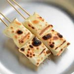 * モッツァレラチーズのピリ辛包み焼き (1本)