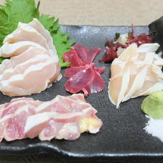 宴会コースは3,000円~◇店自慢の鶏料理が充実◎