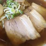 喜多方食堂 - チャーシューアップ