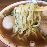 喜多方食堂 - 多加水平打ち麺リフト