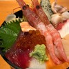 新月 - 料理写真:ランチ・海鮮丼