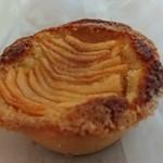 ベッカライ アッフェル - りんごのタルト