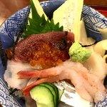 ながしま - 料理写真:越後すし丼
