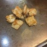 八戒 - イカのバター焼き
