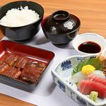 一富士 - 鰻定食