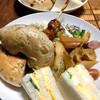 コーヨー - 料理写真:パンとお惣菜