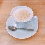 塩カフェ - カフェオレ HOT
