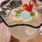 93014680 - 金魚鉢レモンサワー