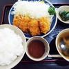 三州屋 - 料理写真:ひれかつ定食