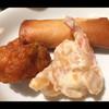 Baikinguresutoranshidaka - 料理写真:唐揚げ美味しい