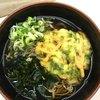 やなぎ庵 - 料理写真:かき揚げ蕎麦