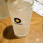 いせや - レモンサワー2