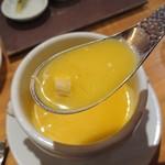 mezonchainaumemoto - カボチャスープ