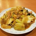中国料理太湖飯店 - 斜めから