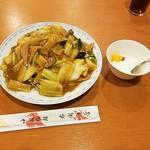 中国料理太湖飯店 - 五目焼きそばです
