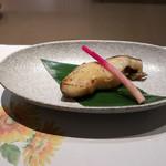ご馳走たか波 - 銀鱈の西京焼き