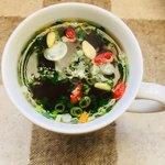 ハイナン焼きショーロンポー - 薬膳スープ